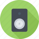audio, music, sound, subwoofer icon
