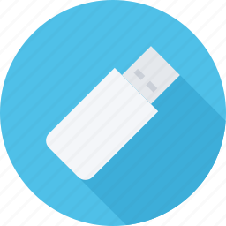 data, file, files, usb icon