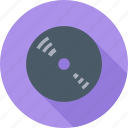 audio, music, record, sound, vinyl record icon