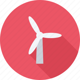 eco, turbine, wind, wind turbine icon