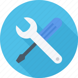 screwdriver, support, tool, tools, wrench icon