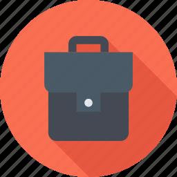 bag, clothes, portfolio, things icon