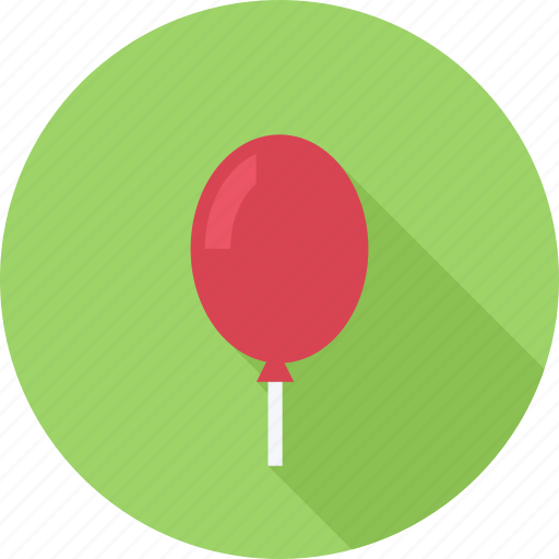 balloon, birthday, holiday, party icon