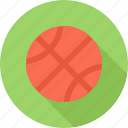ball, basketball, sport, training icon