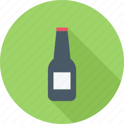 beer, bottle, juice, soda icon
