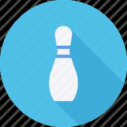 bowling, bowling club, skittle, sport icon