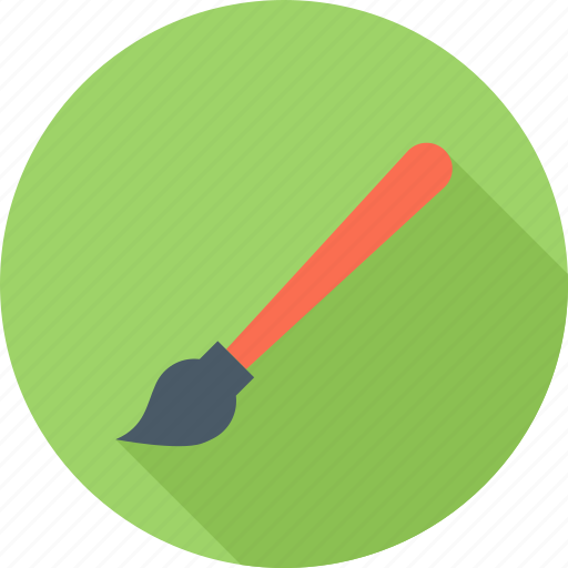 brush, drawing, tool, tools icon