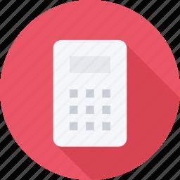 calculation, calculator, count, mathematics icon