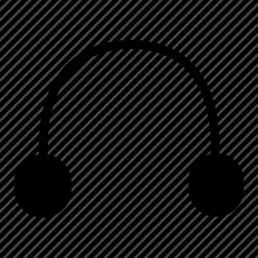 headphones, multimedia, music, song, sound icon
