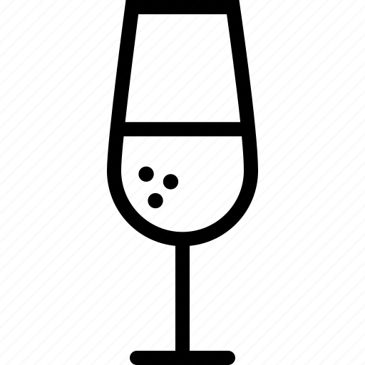 Alcohol, celebration, champagne, drink, glass icon - Download on Iconfinder