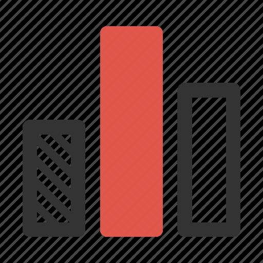 bar chart, bar graph, business, chart, finance, graph, statistics icon
