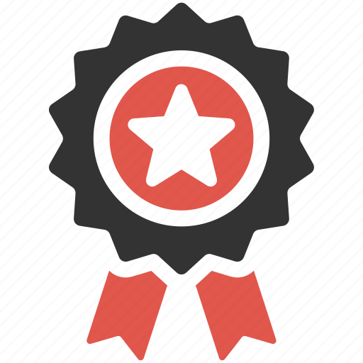 award, medal, premium, quality, reward, star, top icon