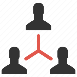community, connection, group, people, team, teamwork icon