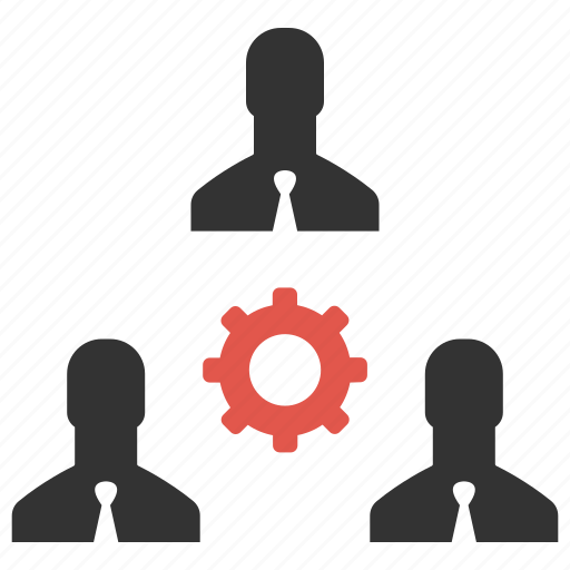 business, group, management, people, productivity, team, teamwork icon