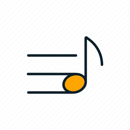 Key, music, note, song, sound icon - Download on Iconfinder
