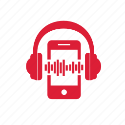 amplifier, iphone, mobile, musical, musics, phone, songs icon