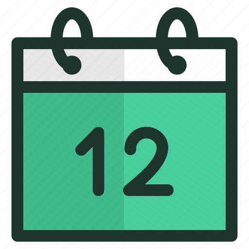 calendar, communication, computer, date, mobile, schedule, smartphone icon
