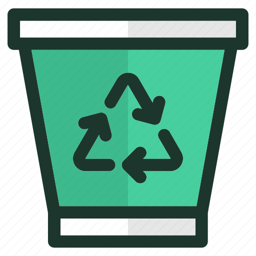 computer, device, mobile, network, recycle, smartphone, technology icon