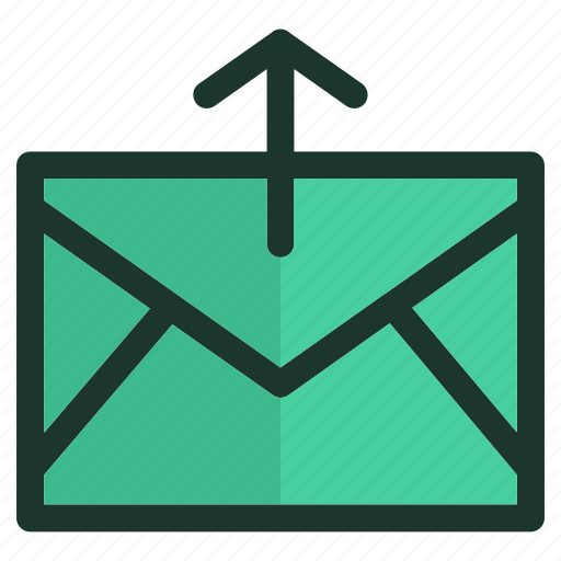 communication, device, email, interaction, message, mobile, smartphone icon