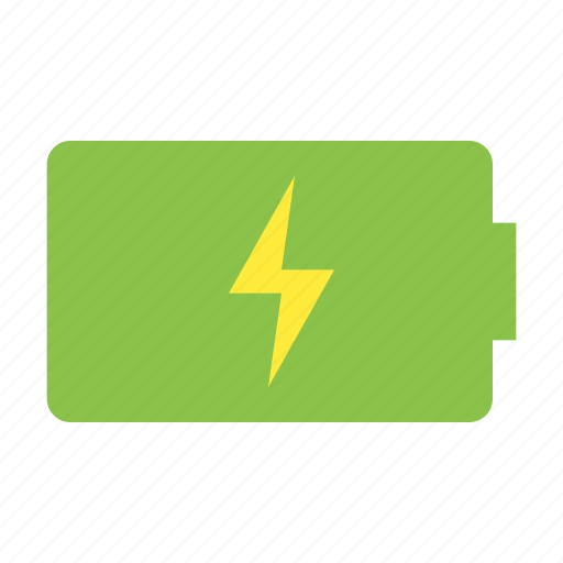 Battery, charging, charge, electricity, energy, power icon - Download on Iconfinder