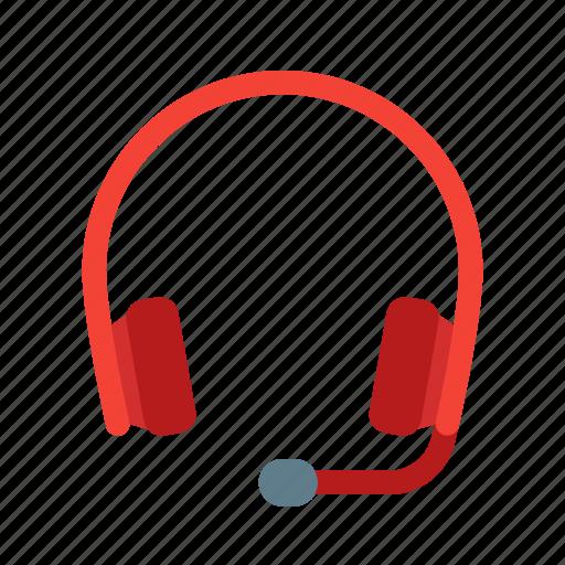 assistant, audio, headphone, headphones, headset, music, support icon