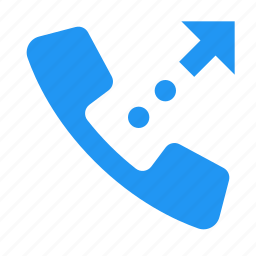 call, communication, move, phone, telephone, transfer icon