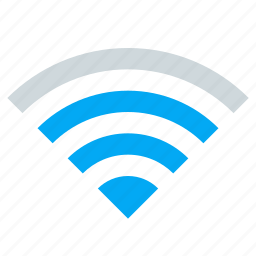 connection, fine, internet, network, signal, wifi, wireless icon