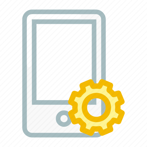 device, manage, mobile, phone, setting, smartphone icon