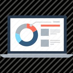 analytics, device, diagram, graph, report, stat, statistics icon