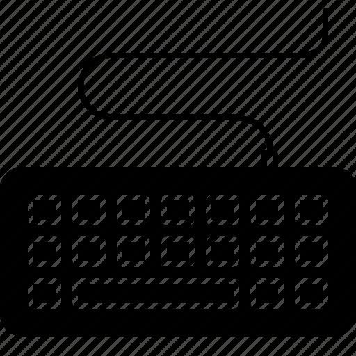 board, key, keyboard, keypad icon