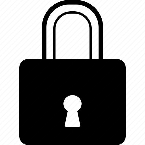 closed, lock, private, protection icon