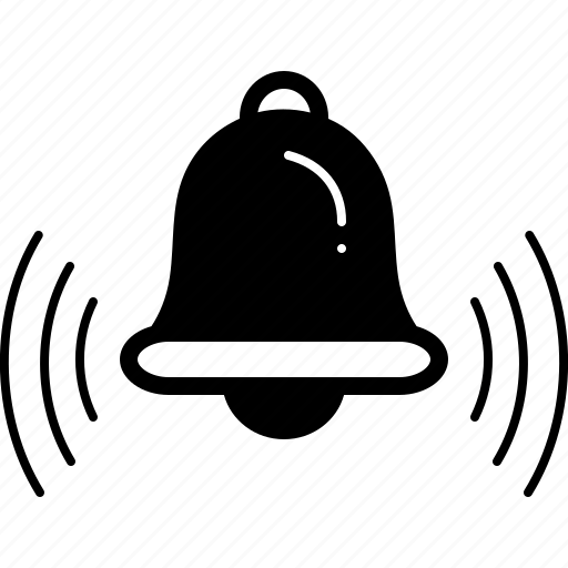 alarm, alert, notification icon