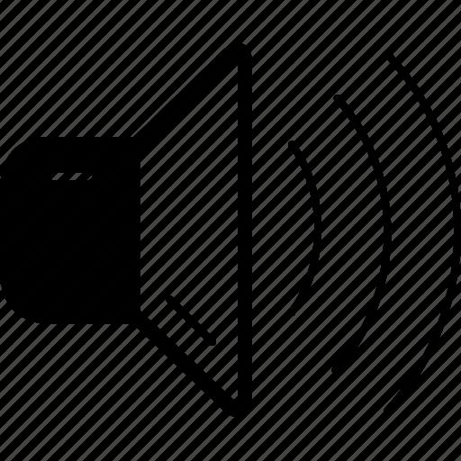 control, sound, volume icon
