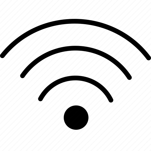 Signal, wifi icon - Download on Iconfinder on Iconfinder