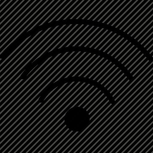 signal, wifi icon