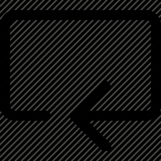 arrow, loop, repeat, replay icon