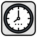 alarm, application, clock, date, time icon