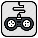 controller, entertainment, gadget, game, joystick icon