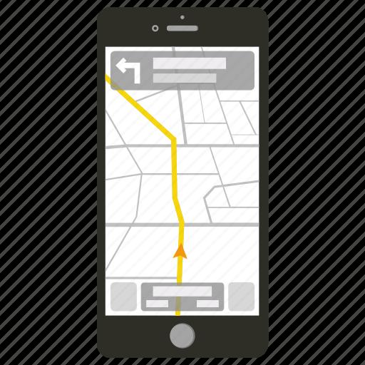 app store, gps, ios, ipnone, mobile app icon