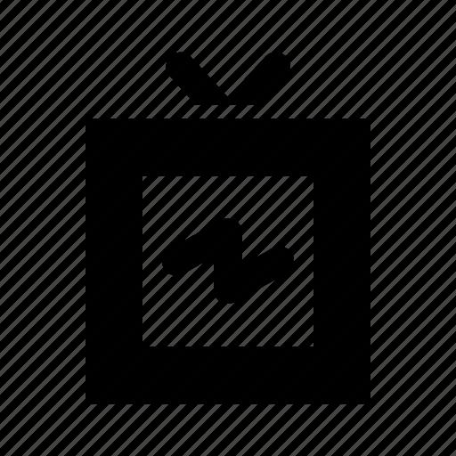 igtv, instagram, social media, television icon