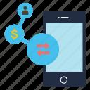 banking, media, mobile, smartphone, social