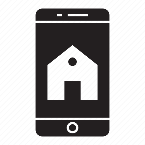app, home, mobile, phone icon