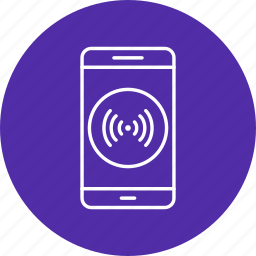 app, hotspot, mobile icon