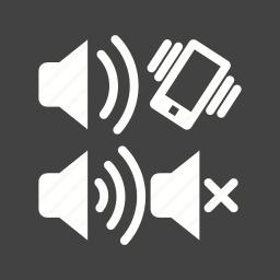 audio, music, play, profiles, settings, sound, volume icon