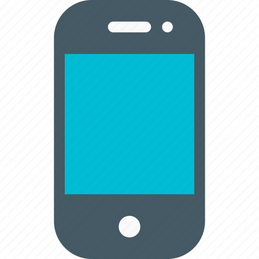 Communication, display, handphone, mobile, phone, technology, touchscreen icon - Download on Iconfinder