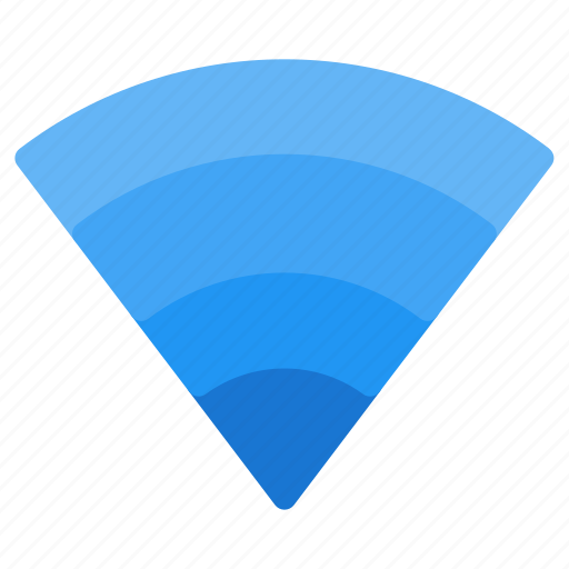 connection, coverage, hotspot, indicator, online, setting, wifi signals icon