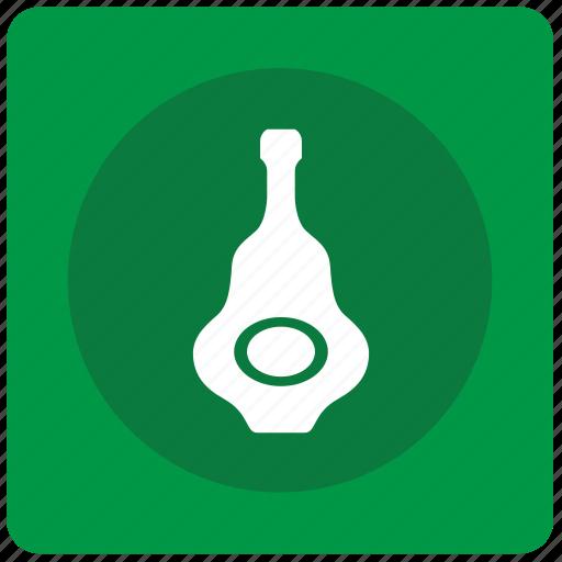 alcohol, bottle, cognac icon