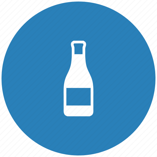 blue, bottle, ketchup, round, tomato icon