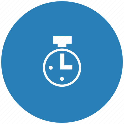 blue, cursor, process, round, time, timer icon