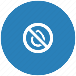 blue, color, ink, printer, round, zero icon
